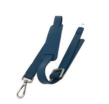 Shoulder Strap for Women 13.3 and 15.6 inch Laptop Bag - Messenger Bag - Split Leather - Turquoise