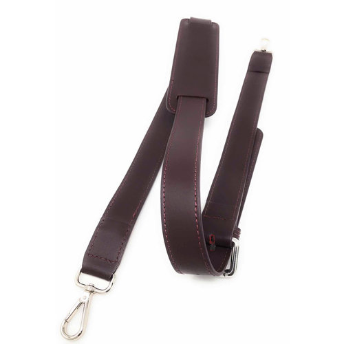 Su.B Amsterdam Shoulder Strap Bordeaux Red