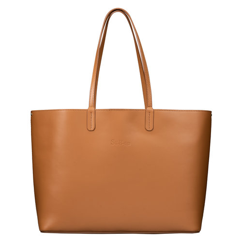 Su.B Utrecht Shopper Brown