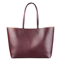 Utrecht Shopper Tote Bordeaux Rood