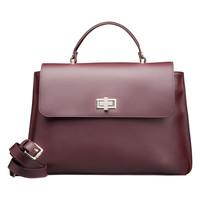 Tilburg Damen Handtasche Bordeaux Rot