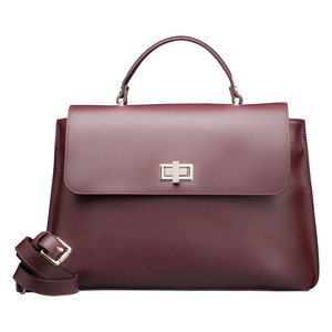 Su.B Tilburg Handbag Bordeaux Red