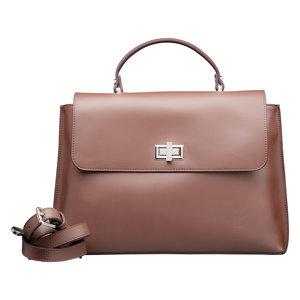 Su.B Women's Handbag Brown