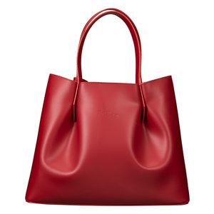 Su.B Luxury Shopper Bag Red