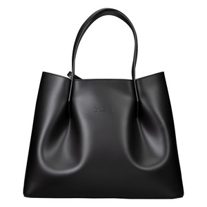 Su.B Luxury Shopper Bag Black