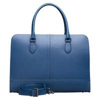 Oss Pro 15 Saffiano Blue