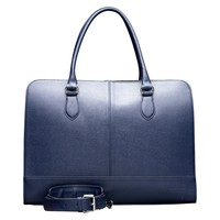 Oss Pro 15 Saffiano Dark Blue