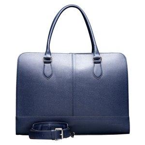 Su.B Oss Pro 15 Saffiano Dunkel Blau