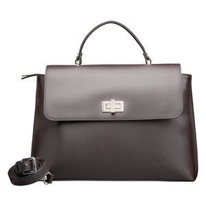 Su.B Tilburg Handbag Dark Brown