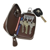 CN Small Key Case Brown