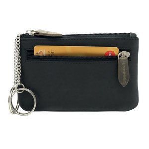 Su.B Venlo Key Wallet Black - Olive
