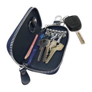 Su.B CN Small Key Case Dark Blue