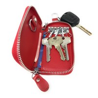 CN Small Key Case Red