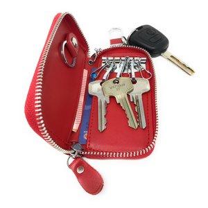 Su.B CN Small Key Case Red