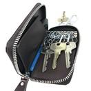 CN Car Key Case Dark Brown