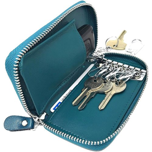 Su.B CN Car Key Case Teal