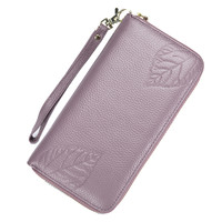CN RFID Wallet Purple