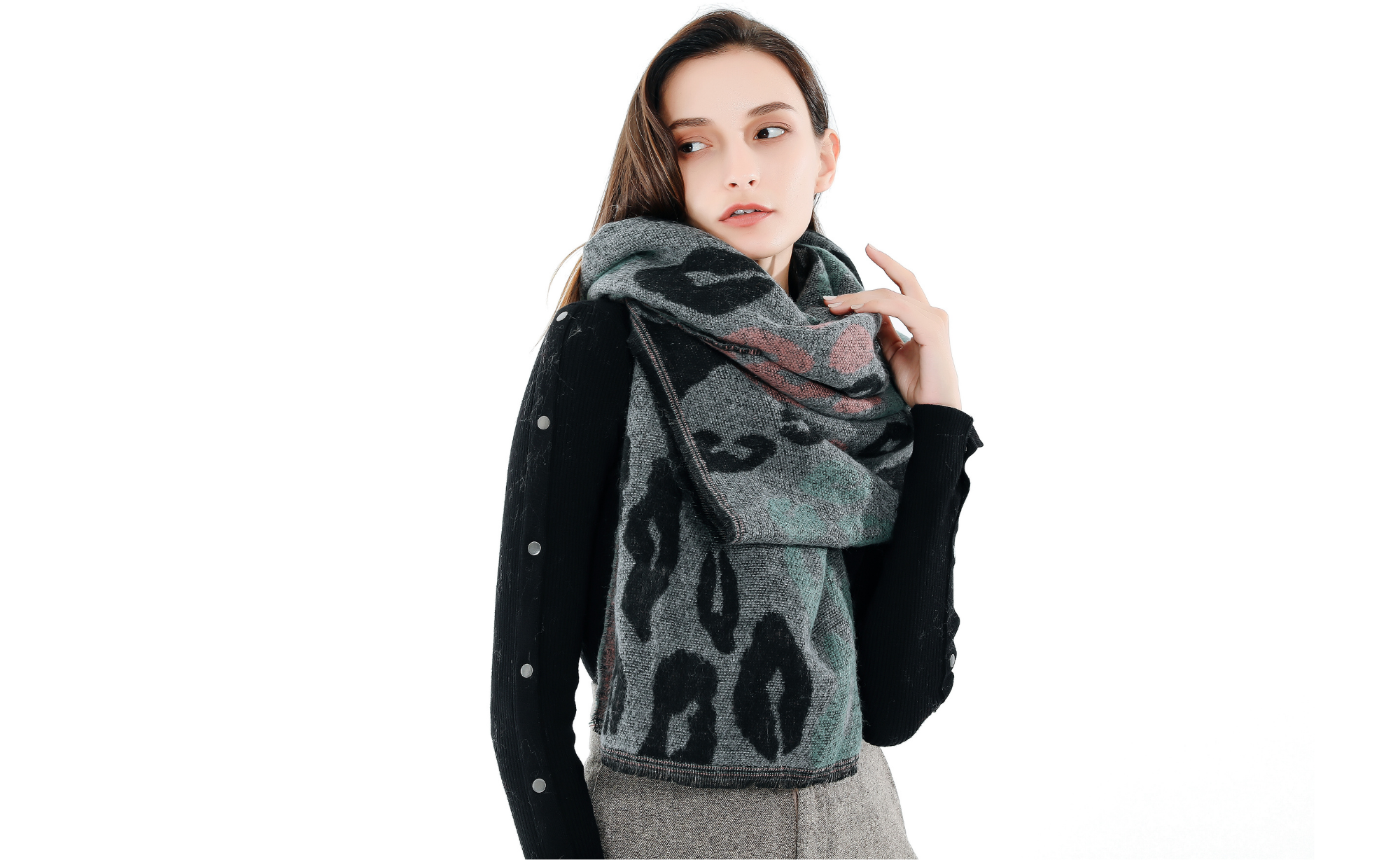 Our new winter scarfs collection