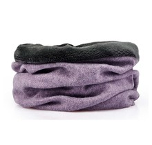 Cold Weather Neck Warmer for Men and Women, Sports Neck Gaiter, Skiing Neck Warmer, Tube Scarf – Soft Stretchy and Winter-proof - Purple
