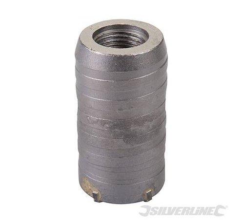 Silverline Dozenboor 40mm voor steen