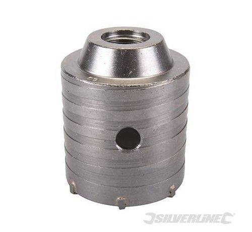 Silverline Dozenboor 60mm voor steen