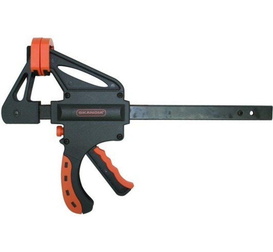 Eenhandklem Skandia 150mm
