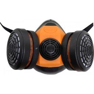 Skandia Skandia halfmasker CE dubbel incl. A1 filter