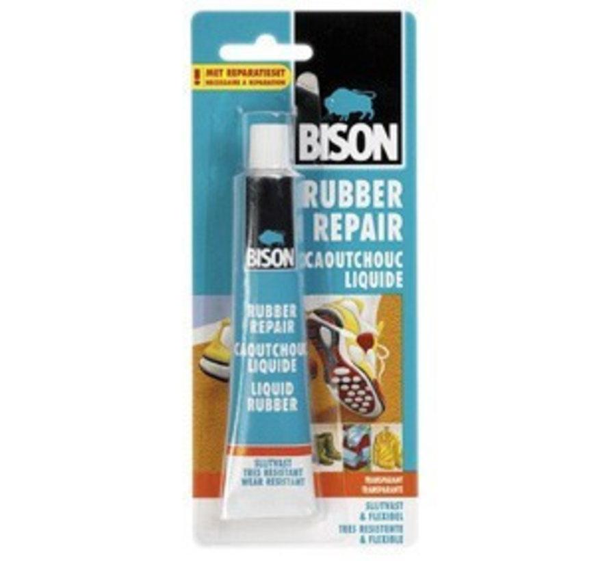 Bison Rubber repair