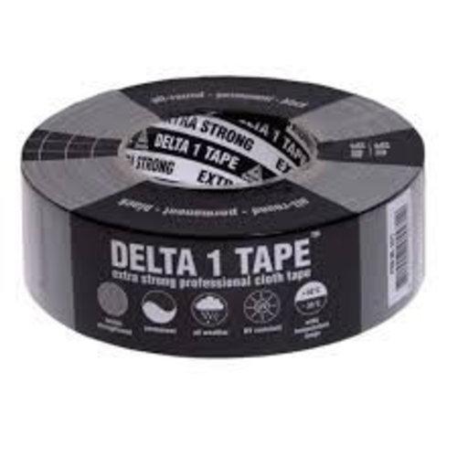 Overig Delta Tape 50mm x 50m1 Prof.grijs