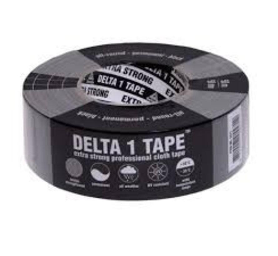 Delta Tape 50mm x 50m1 Prof.grijs