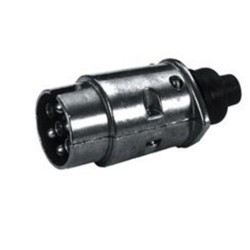 Carpoint Carpoint stekker metaal 7-polig