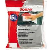 Sonax Sonax poetsdoeken fluweel 15 stuks