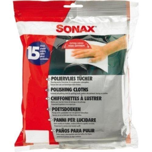 Overig Sonax poetsdoeken fluweel 15 stuks