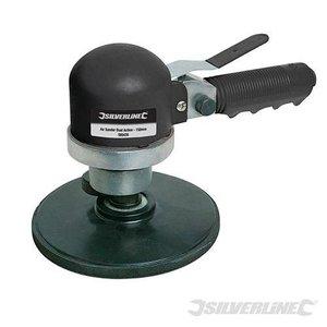 Silverline Pneumatische schuurmachine 150mm