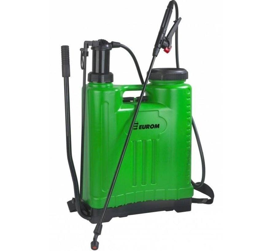 EUROM Rugsproeier Backpack sprayer 1809 - 18 Liter
