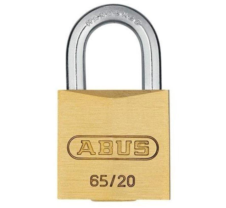Hangslot Abus 65-20-C