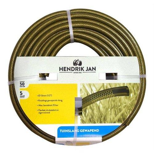 """Hendrik Jan Hendrik Jan tuinslang gewapend 13 mm (1/2"""") 50 m1"""