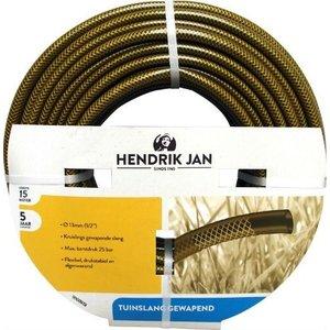 """Hendrik Jan Hendrik Jan tuinslang gewapend 13 mm (1/2"""") 15m1"""