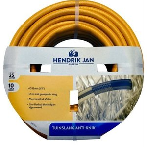 "Hendrik Jan Hendrik Jan tuinslang 25m1 anti knik 13 mm (1/2"")"