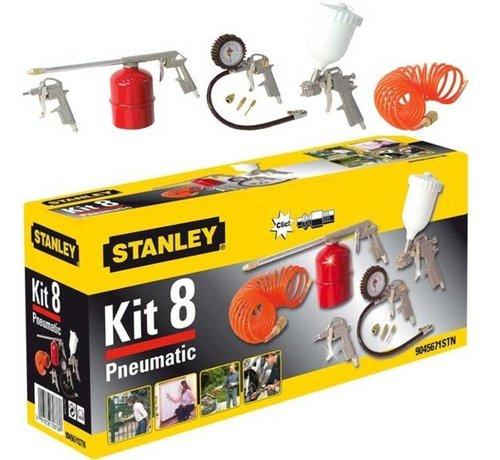 Stanley Stanley luchtset 8 delig