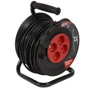Kabelhaspel 3x1.0mm2 PVC 25M1