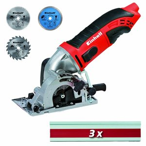 Einhell Einhell mini handcirkelzaag TC-CS 860/1 KIT