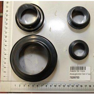 Scheppach Scheppach adapter set 4-delig