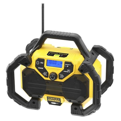Stanley Stanley Fatmax radio FMCR001B - Charger