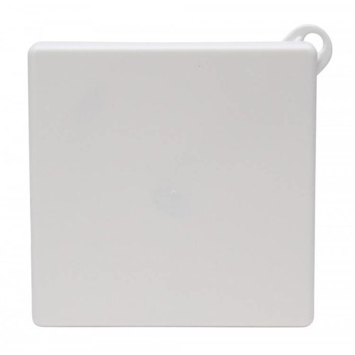 Kopp Kopp plafondplaat vierkant wit