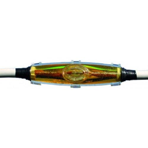 Kopp Kopp kabelmof met giethars recht