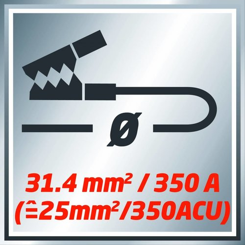 Einhell Einhell BT-BO 25/1 A Startkabel