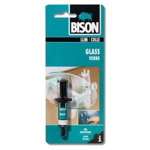 Bison Bison glas lijm