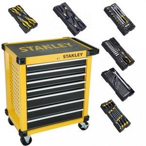 Stanley Stanley STHT6-80827 Transmodule Gereedschapskar 7 Laden gevuld