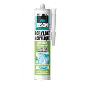 Bison Bison acrylaatkit - direct regenbestendig